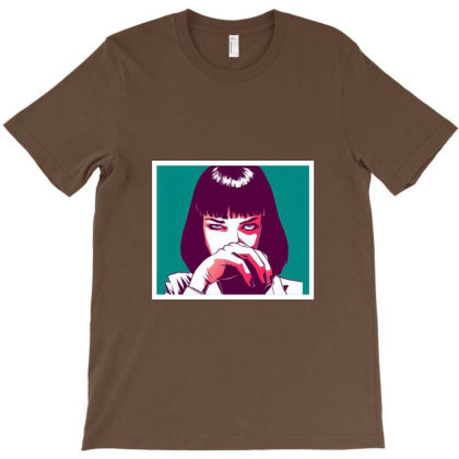 Aesthetic Pulp Merch T-shirt Designed By Erickthohir