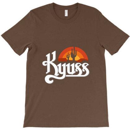 Kyuss Band T-shirt Designed By Erickthohir
