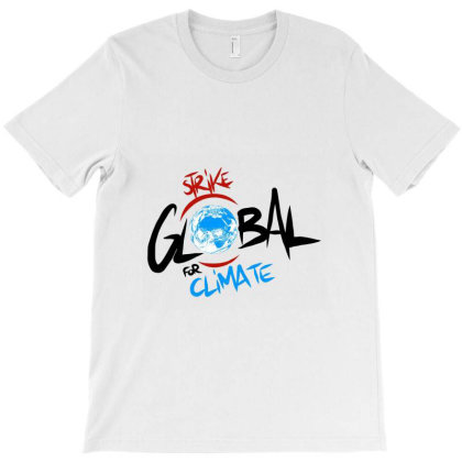 Skolstrejk För Klimatet T-shirt Designed By Erickthohir