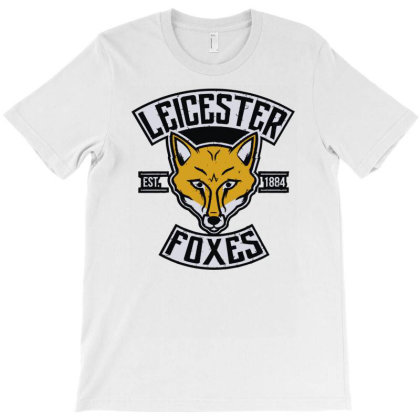 Leicester Foxes T-shirt Designed By Fanshirt