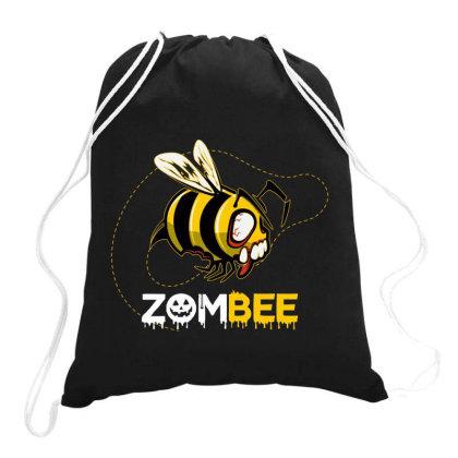 Zombee Drawstring Bags Designed By Badaudesign