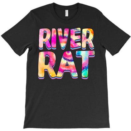 River Rat T-shirt Designed By Badaudesign