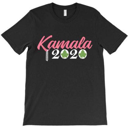 Kamala Harris 2020 Sorority Pink Pretty Green T-shirt Designed By Conco335@gmail.com