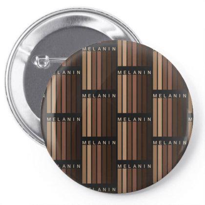 Melanin Pin-back Button Designed By Sengul