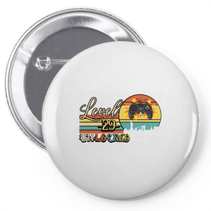Level 29 Unlocked Pin-back Button Designed By Bettercallsaul
