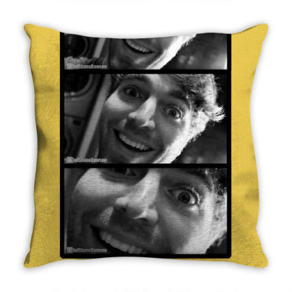 Shane Dawson Merch Throw Pillow Designed By Laravirna