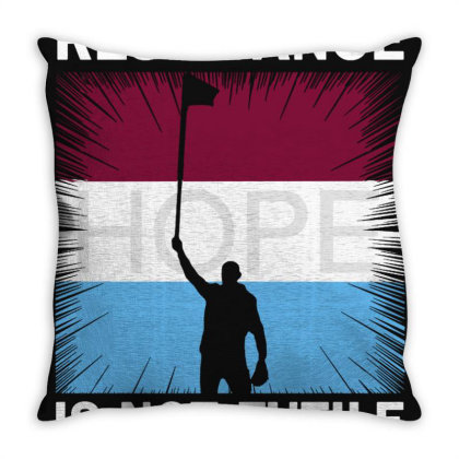 Gsb Out Flagman Throw Pillow Designed By Sari