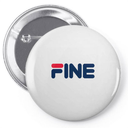 Fine Pin-back Button Designed By Marci