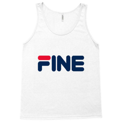 Fine Tank Top Designed By Marci