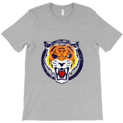 Roar Lion T-shirt Designed By Sari