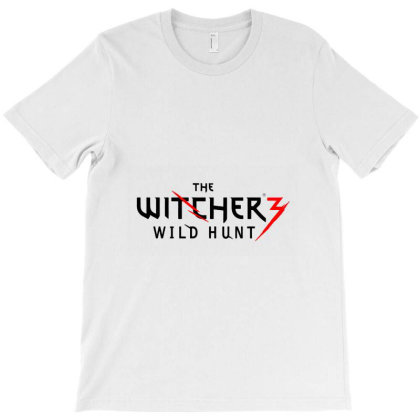 The Witcher T-shirt Designed By Sari