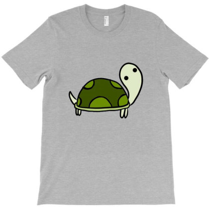 Turtle Fun T-shirt Designed By Asatya