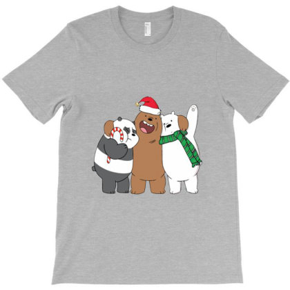 We Bare Christmas T-shirt Designed By Sari