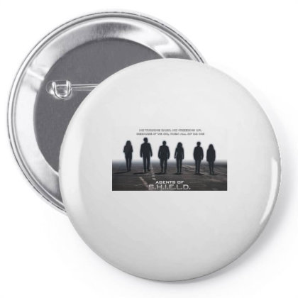 Agents Of S.h.i.e.l.d Pin-back Button Designed By Mio901215