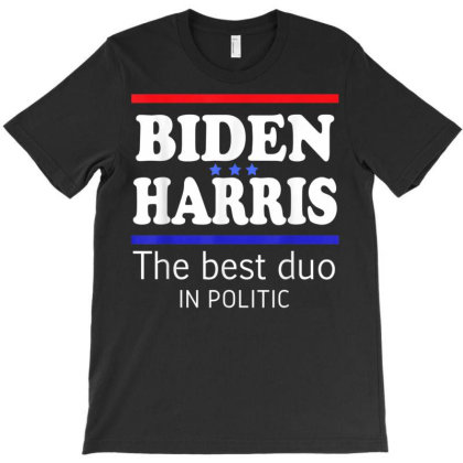 Biden Harris 2020 The Best Duo In Politic T-shirt Designed By Kakashop