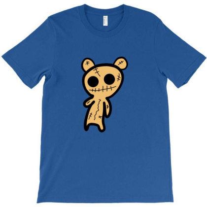 Zombie Bear T-shirt Designed By Asatya