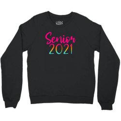 Senior 2021 Crewneck Sweatshirt Designed By Sengul