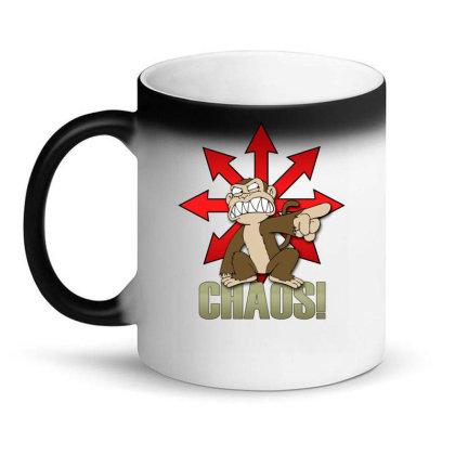 Chaos Logo Magic Mug Designed By Frado47