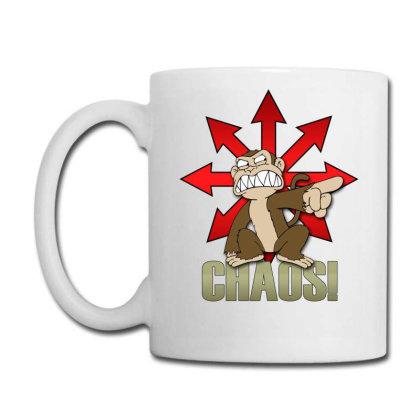 Chaos Logo Coffee Mug Designed By Frado47