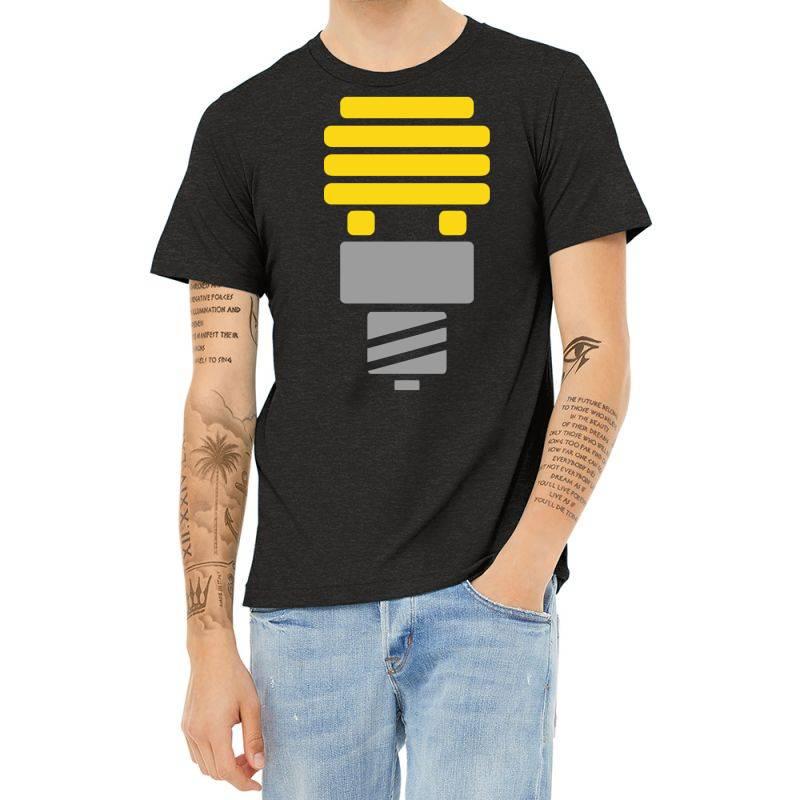 Bright Idea Heather T-shirt | Artistshot