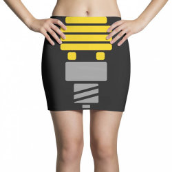 bright idea Mini Skirts | Artistshot