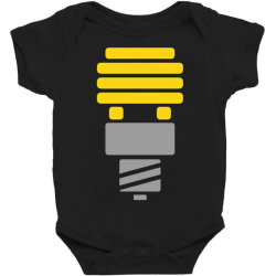 bright idea Baby Bodysuit | Artistshot