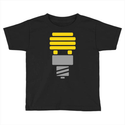 Bright Idea Toddler T-shirt Designed By Anma4547