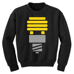 bright idea Youth Sweatshirt | Artistshot