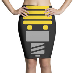 bright idea Pencil Skirts | Artistshot