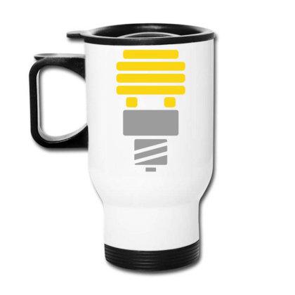 Bright Idea Travel Mug Designed By Anma4547