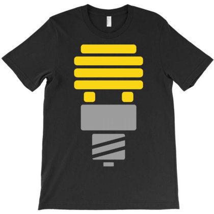 Bright Idea T-shirt Designed By Anma4547