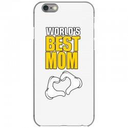 Worlds Best Mom iPhone 6/6s Case   Artistshot