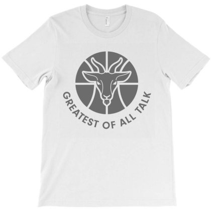 Greatest Of All Talk T-shirt Designed By Felicity