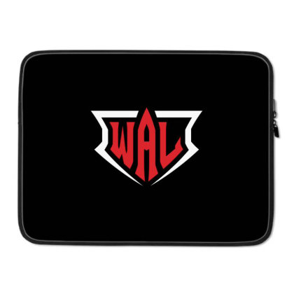 World Armwrestling League Laptop Sleeve Designed By Felicity