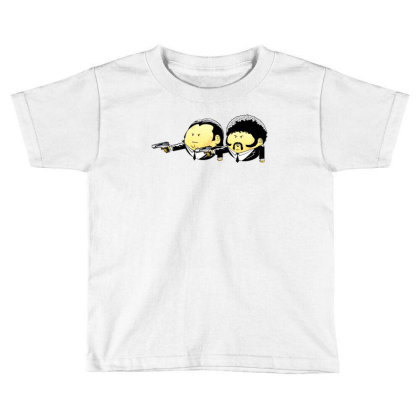 Extra Pulp Funny Toddler T-shirt Designed By Yanco58