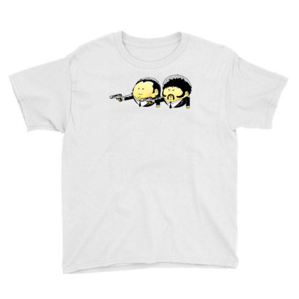 Extra Pulp Funny Youth Tee Designed By Yanco58