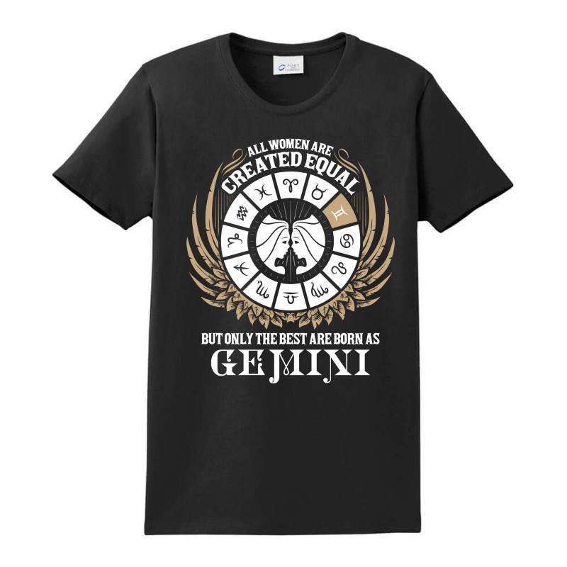 Gemini Women Ladies Classic T-shirt | Artistshot