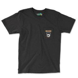 King Kong Detection Pocket T-shirt Designed By Yenzimateki55
