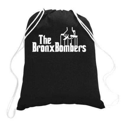 Bronx Bombers Godfather Drawstring Bags Designed By Yenzimateki55