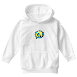 Comic Text Art Youth Hoodie | Artistshot