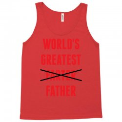 worlds greatest farter father Tank Top | Artistshot