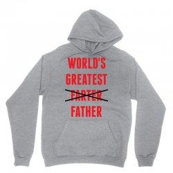 worlds greatest farter father Unisex Hoodie | Artistshot