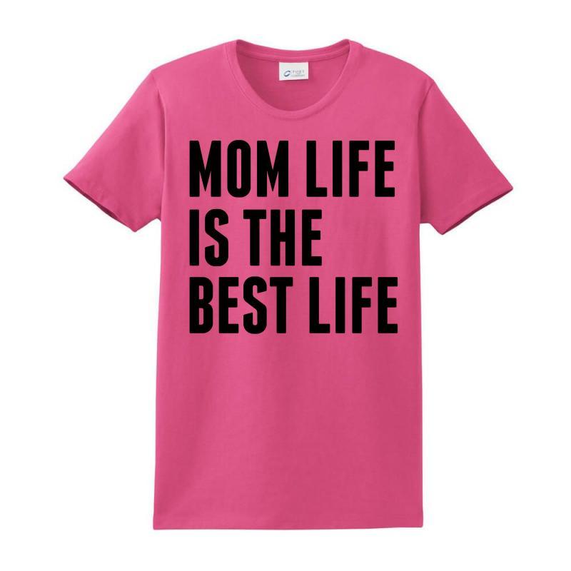 Mom Life Is The Best Life Ladies Classic T-shirt | Artistshot