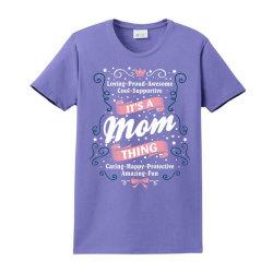It's A Mom Thing Ladies Classic T-shirt Designed By Tshiart