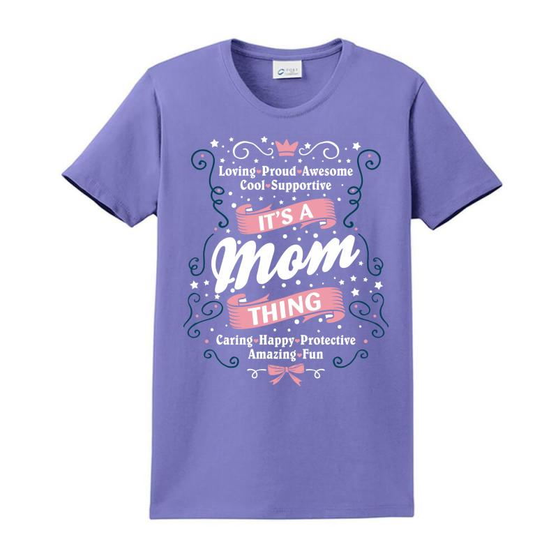 It's A Mom Thing Ladies Classic T-shirt | Artistshot