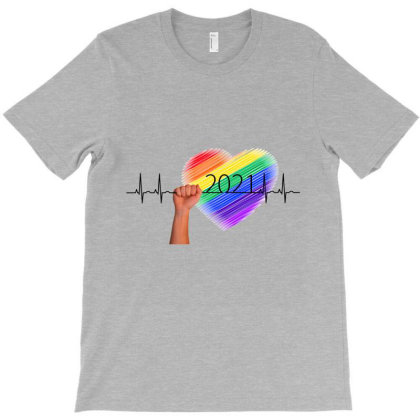 Pulse Frequency T-shirt Designed By Chiks