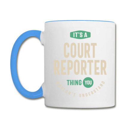 Court Reporter Job Title Men Women Gift Coffee Mug Designed By Cidolopez
