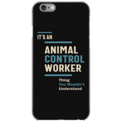 Animal Control Worker Job Title Men Women Gift iPhone 6/6s Case | Artistshot