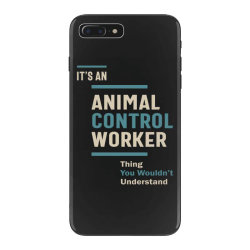 Animal Control Worker Job Title Men Women Gift iPhone 7 Plus Case | Artistshot