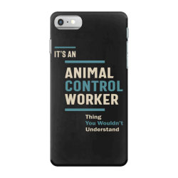 Animal Control Worker Job Title Men Women Gift iPhone 7 Case | Artistshot